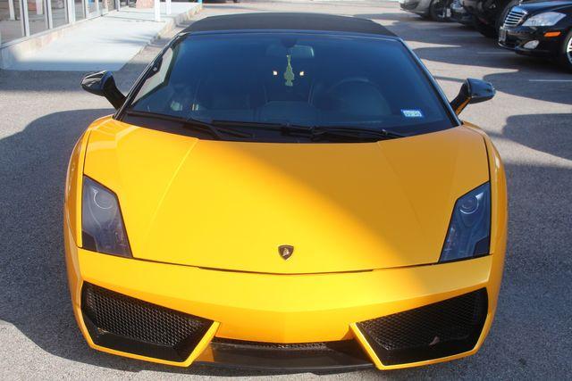 2011 Lamborghini Gallardo Spyder Houston, Texas 1