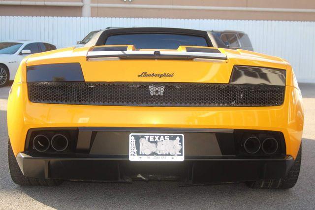 2011 Lamborghini Gallardo Spyder Houston, Texas 10