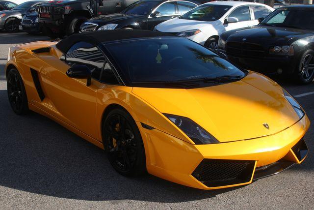 2011 Lamborghini Gallardo Spyder Houston, Texas 3