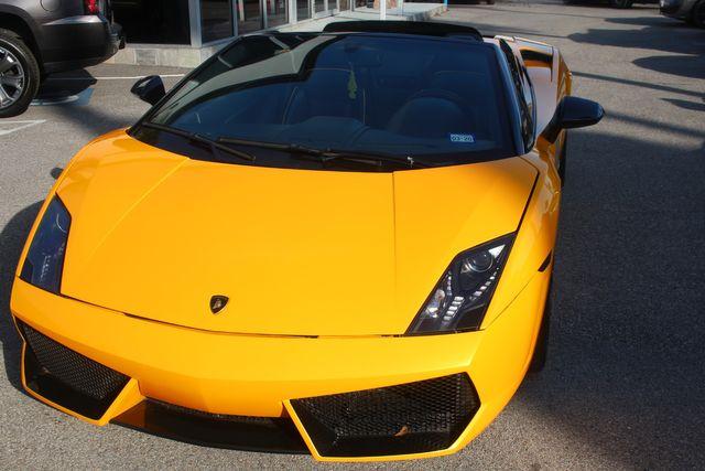2011 Lamborghini Gallardo Spyder Houston, Texas 37