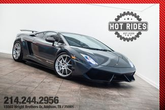 2011 Lamborghini Gallardo Superleggera Dallas Performance 2500+hp Twin Turbo Pkg. in Addison, TX 75001