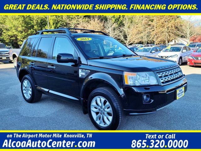 """2011 Land Rover LR2 HSE AWD Heated Leather Seats /Dual Sunroofs/18"""""""