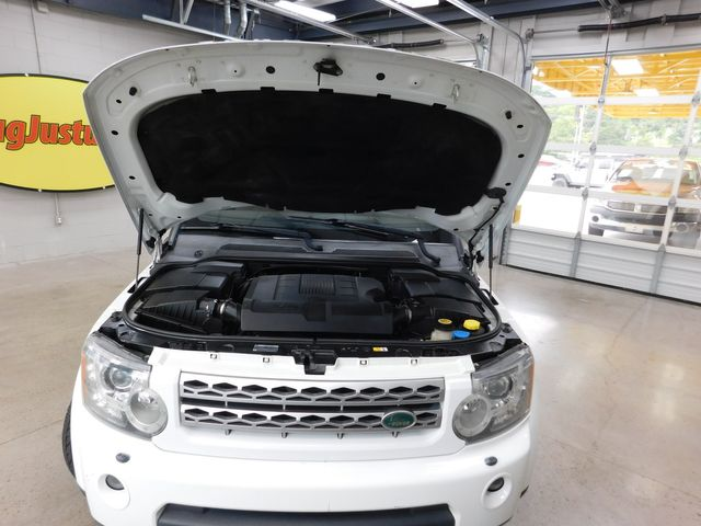 2011 Land Rover LR4 LUX in Airport Motor Mile ( Metro Knoxville ), TN 37777
