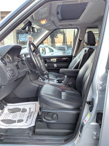 2011 Land Rover LR4 LUX ((**AWD//NAVI/BACK UP CAM/3RD ROW SEATING**))  in Campbell, CA