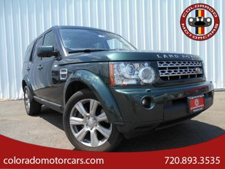 2011 Land Rover LR4 LUX in Englewood, CO 80110