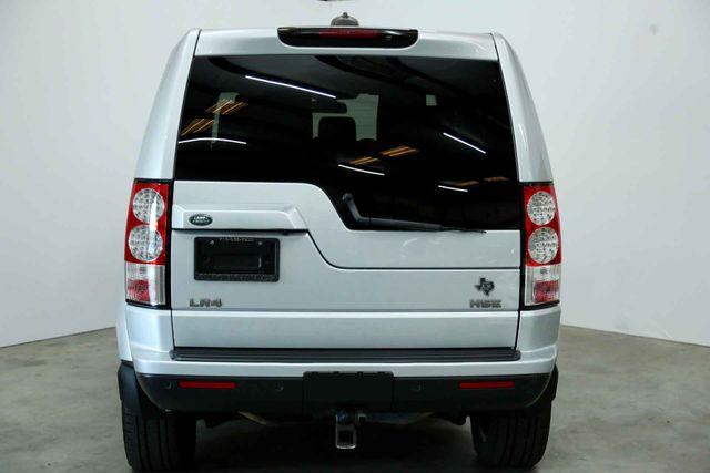 2011 Land Rover LR4 LUX Houston, Texas 10