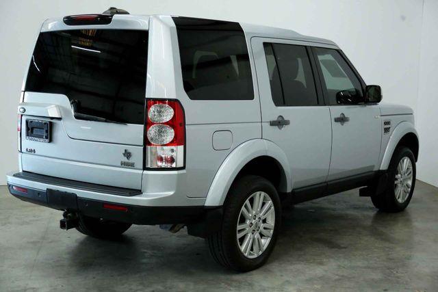 2011 Land Rover LR4 LUX Houston, Texas 11