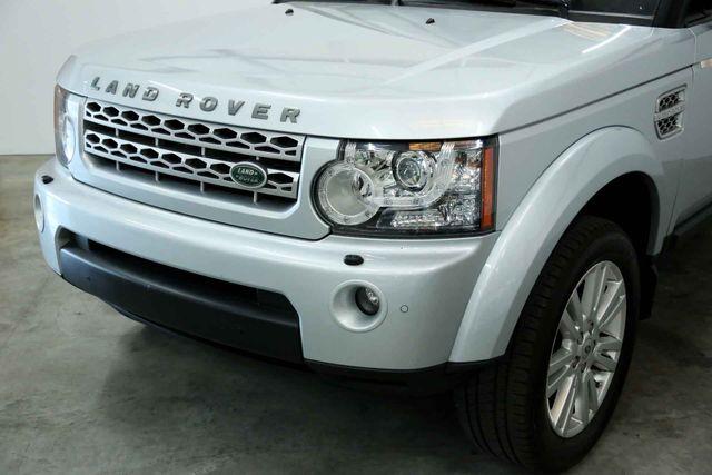2011 Land Rover LR4 LUX Houston, Texas 8