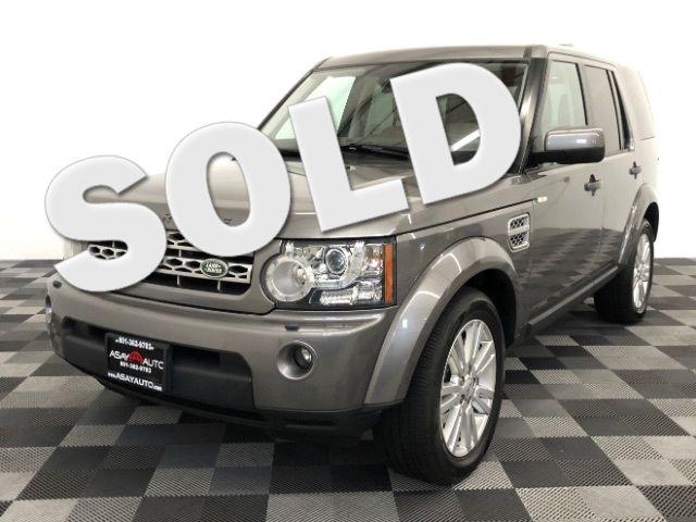 2011 Land Rover LR4 HSE LINDON, UT