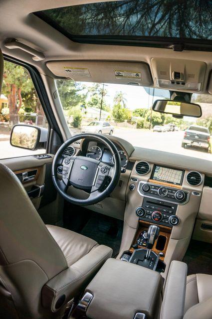 2011 Land Rover LR4 LUX in Reseda, CA, CA 91335