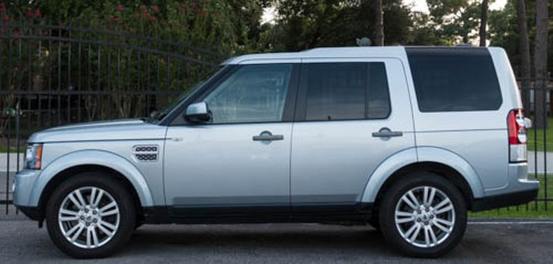 2011 Land Rover LR4 HSE   Texas  EURO 2 MOTORS  in , Texas