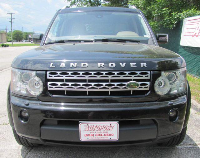 2011 Land Rover LR4 St. Louis, Missouri 1