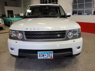 2011 Land Rover R R Sport HSE LUXURY EDITION, SERVICED AND SHARP! Saint Louis Park, MN 34