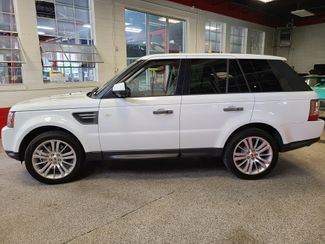 2011 Land Rover R R Sport HSE LUXURY EDITION, SERVICED AND SHARP! Saint Louis Park, MN 1
