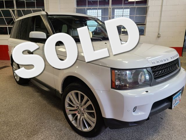 2011 Land Rover R R Sport HSE LUXURY EDITION, SERVICED AND SHARP! Saint Louis Park, MN