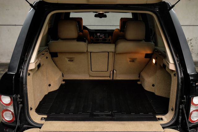 2011 Land Rover Range Rover HSE LUX Rear Tvs, 3rd Row in Addison, TX 75001