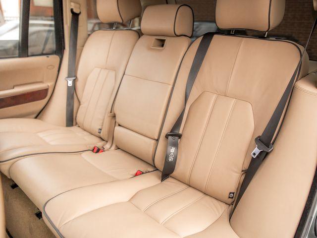 2011 Land Rover Range Rover HSE Burbank, CA 11