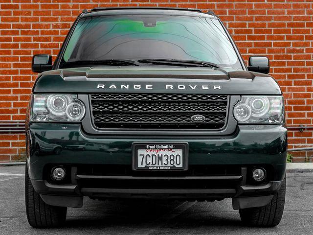 2011 Land Rover Range Rover HSE Burbank, CA 2