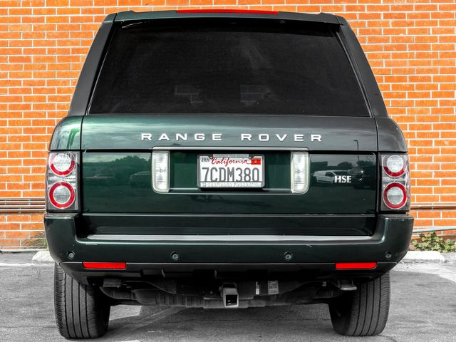 2011 Land Rover Range Rover HSE Burbank, CA 5