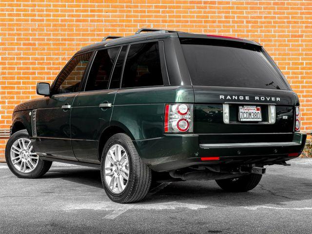 2011 Land Rover Range Rover HSE Burbank, CA 7