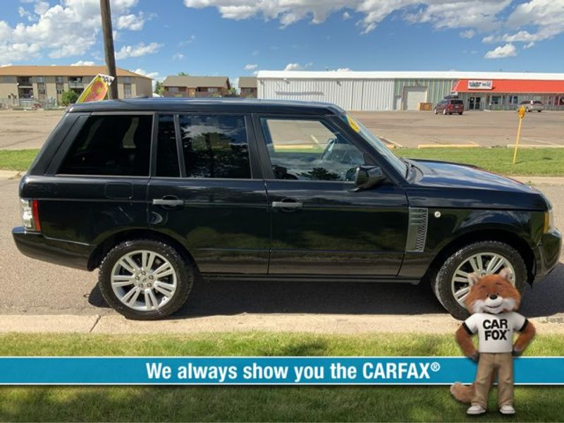 2011 Land Rover Range Rover HSE LUX  city MT  Bleskin Motor Company   in Great Falls, MT