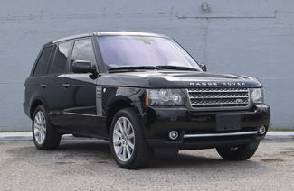 2011 Land Rover Range Rover SC Hollywood, Florida 10