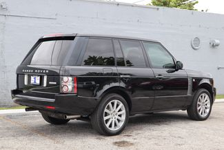 2011 Land Rover Range Rover SC Hollywood, Florida 4