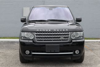 2011 Land Rover Range Rover SC Hollywood, Florida 9