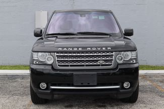 2011 Land Rover Range Rover SC Hollywood, Florida 47