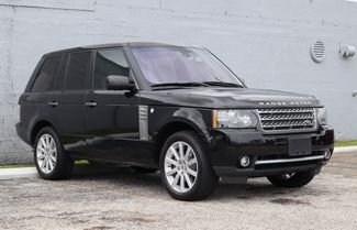 2011 Land Rover Range Rover SC Hollywood, Florida 36