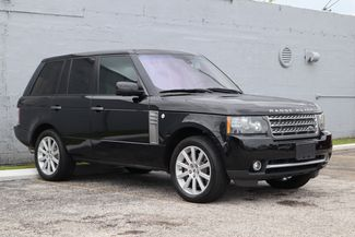 2011 Land Rover Range Rover SC Hollywood, Florida 51