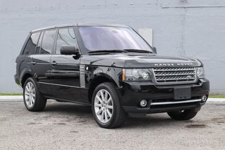 2011 Land Rover Range Rover SC Hollywood, Florida 1