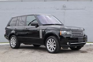 2011 Land Rover Range Rover SC Hollywood, Florida 28