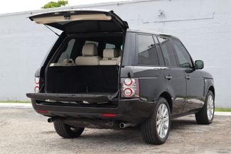 2011 Land Rover Range Rover SC Hollywood, Florida 59