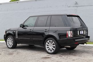 2011 Land Rover Range Rover SC Hollywood, Florida 6