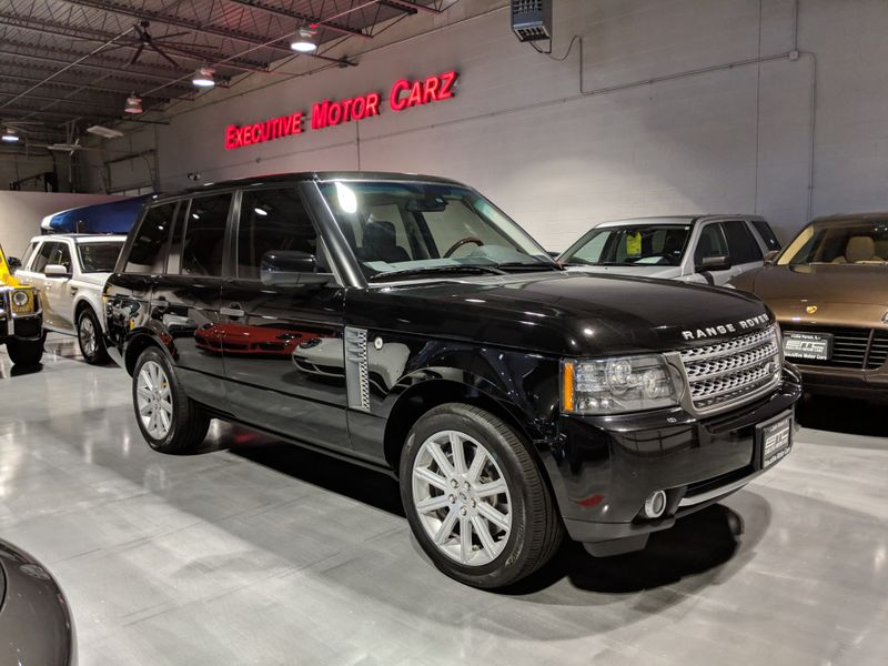 2011 Land Rover Range Rover SC  Lake Forest IL  Executive Motor Carz  in Lake Forest, IL