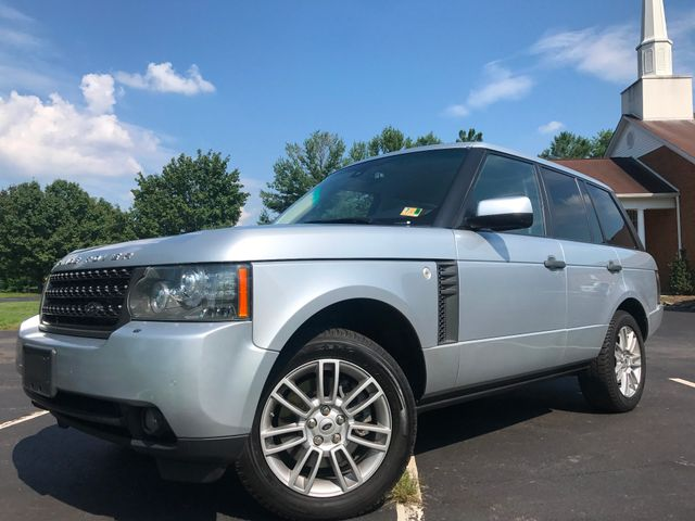 2011 Land Rover Range Rover HSE in Leesburg Virginia, 20175