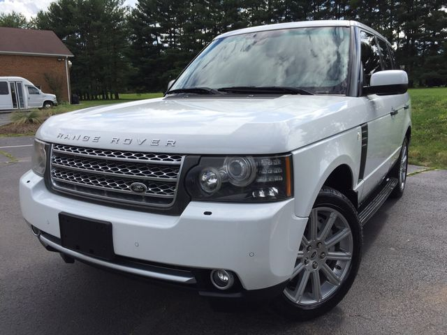 2011 Land Rover Range Rover SC in Leesburg, Virginia 20175