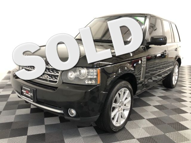 2011 Land Rover Range Rover Luxary LINDON, UT