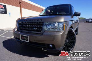 2011 Land Rover Range Rover HSE LUX Full Size 4WD SUV ~ LOW MILES   MESA, AZ   JBA MOTORS in Mesa AZ