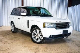 2011 Land Rover Range Rover HSE LUX in New Braunfels TX, 78130
