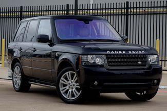 2011 Land Rover Range Rover HSE * LUX PKG * Power Boards * DVD * 4-Zone * NAVI Plano, Texas