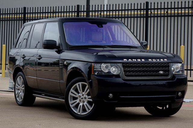 2011 Land Rover Range Rover HSE * LUX PKG * Power Boards * DVD * 4-Zone * NAVI