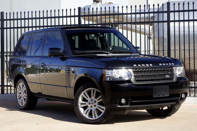 2011 Land Rover Range Rover HSE LUX   Plano, TX   Carrick's Autos in Plano TX