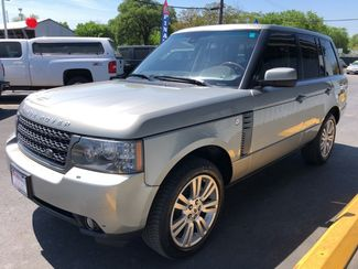 2011 Land Rover Range Rover HSE  city TX  Clear Choice Automotive  in San Antonio, TX