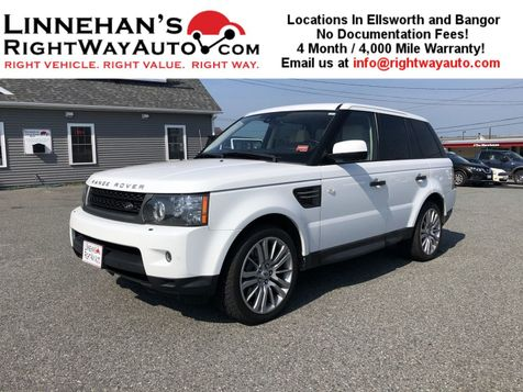 2011 Land Rover Range Rover Sport HSE LUX in Bangor