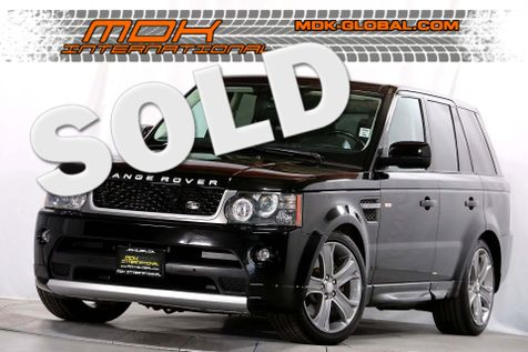 2011 Land Rover Range Rover Sport HSE - GT Limited Edition pkg in Los Angeles