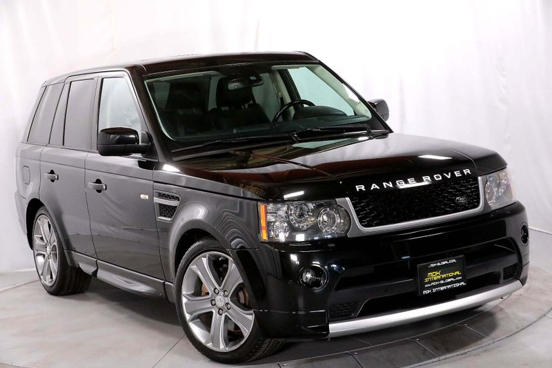 2011 Land Rover Range Rover Sport HSE - GT Limited Edition pkg  city California  MDK International  in Los Angeles, California