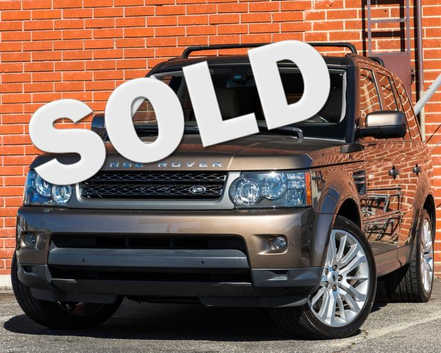 Used Land Rover Range Rover Sport Burbank Ca