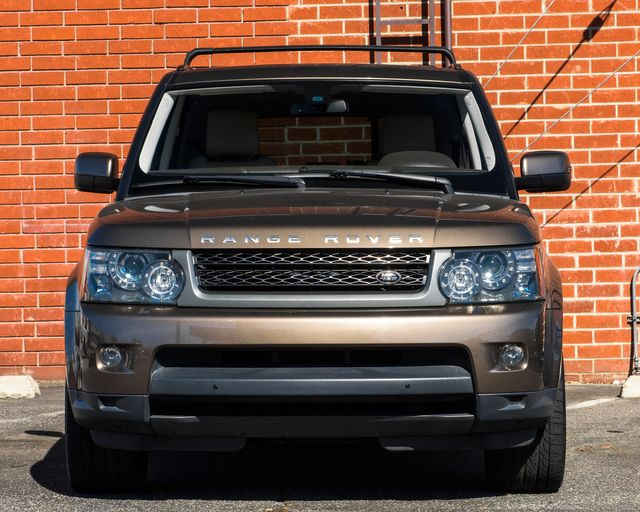 2011 Land Rover Range Rover Sport HSE LUX Burbank, CA 1
